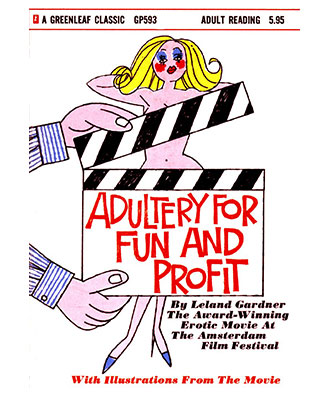 Retro Porn Review - Adultery for Fun & Profit