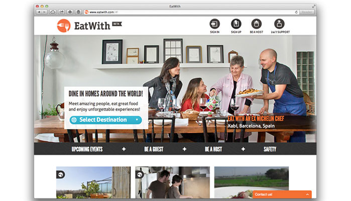 Traveling with EatWith, the Airbnb of Food