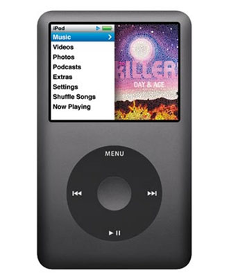 Goodbye Beloved iPod Classic