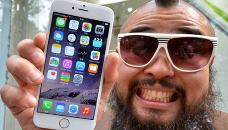 First There Was #Bendgate, Now Apple Gets #Hairgate