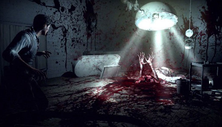 Game Review: The Evil Within