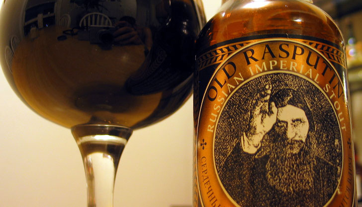 Henry Deltoid's Beer Review: North Coast Old Rasputin
