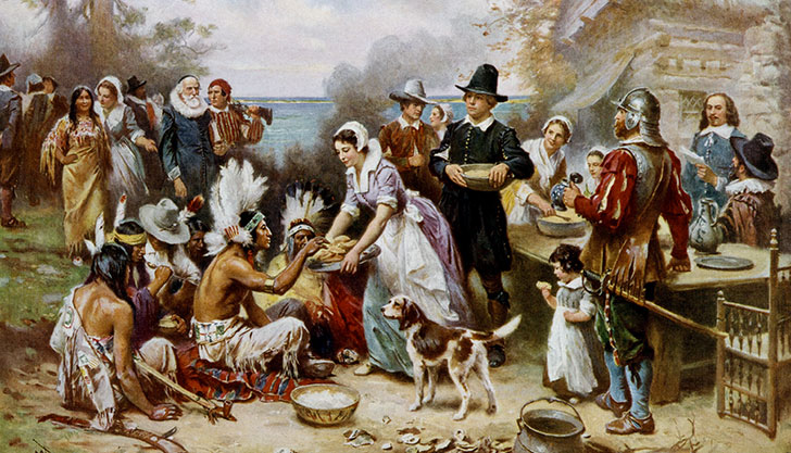 The Grim Tale of Thanksgiving
