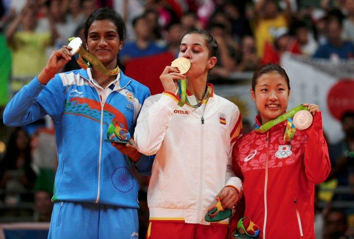 Podium Olímpico