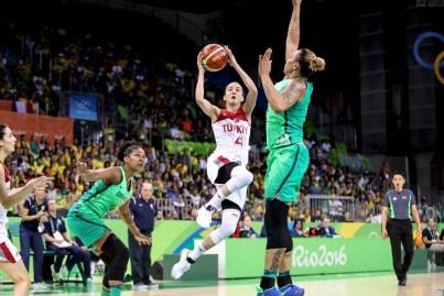 Cakir | Foto vía: FIBA