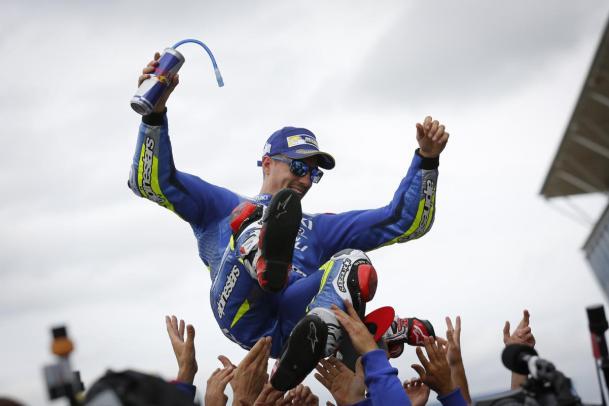 M. Viñales - Silverstone '16 / motogp.com