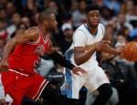 Chicago Bulls cae en Denver