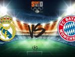 Real madrid vs Bayern de Múnich
