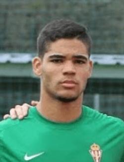 Christian defenderá la portería del filial ante el Peña Sport (Foto: LaPreferente.com)