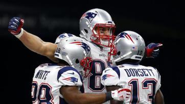 FÚTBOL AMERICANO - AFC Este Week 2: Los Patriots olvidan su primera derrota con una apabullante victoria en New Orleans