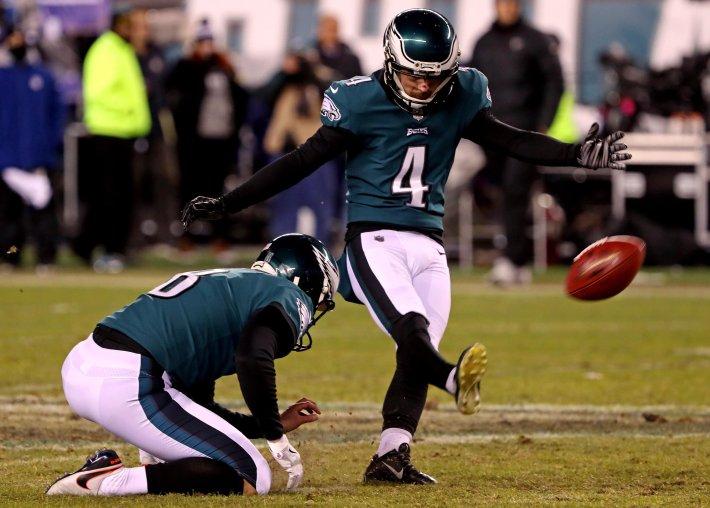 Jake Elliott, Philadelphia Eagles