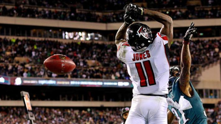 Julio Jones, Atlanta Falcons