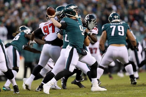 Nick Foles vs. Atlanta Falcons