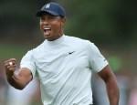 Tiger Woods jornada del viernes