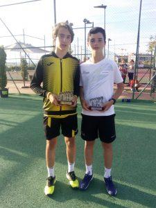 Rodrigo gana su 4º Babolat Cup
