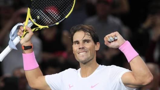 Los mejores del mundo hablan español. Nadal en sencillos, y Cabal y Farah en dobles, son los mejores de 2019