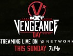 Poster NXT Takeover Vengeance Day