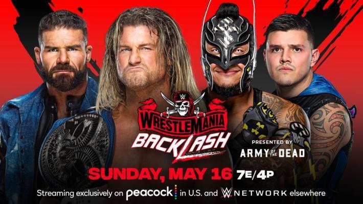 WWE Wrestlemania Backlash