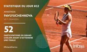 Tanto Anastasia como Barbora jugarán su primera final de Grand Slam.