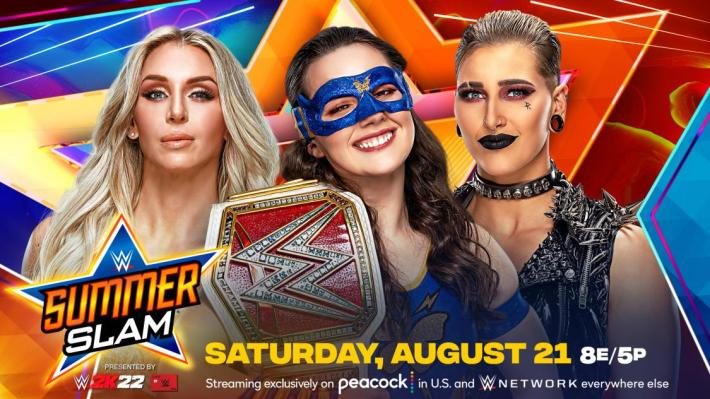 WWE SummerSlam combate femenino de por el título de RAW