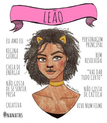 leC3A3o Como são as mulheres de cada signo?