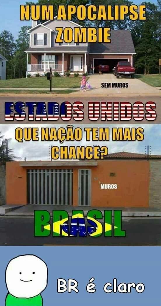 brazil Sempre fomos preparados para o pior