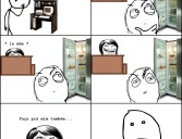 A preguiça dentro de casa