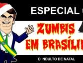 Zumbis Em Brasília Especial De Natal