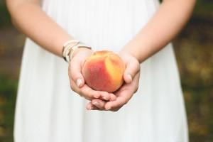 eat peaches for libido