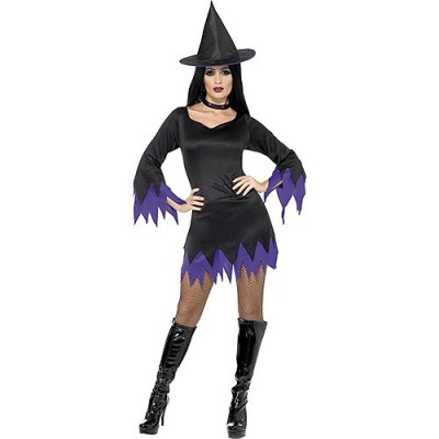 fever witch costume