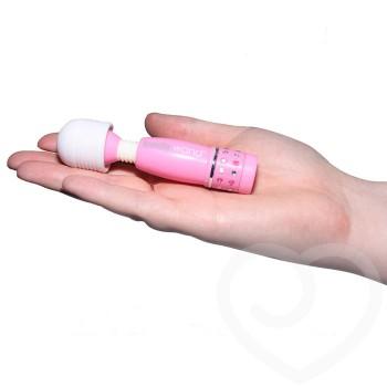 mini bodywand massager pink