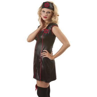 black sexy nurse uniform