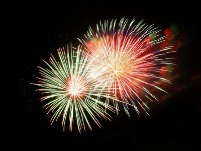 fireworks joy