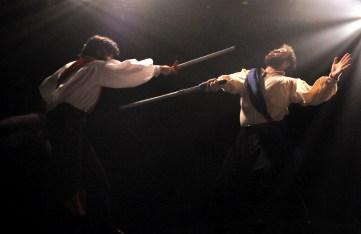 Swordfights! (Cindy Lopez)