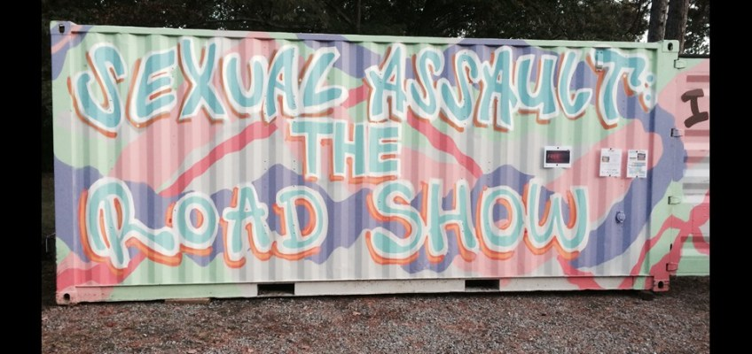 """Read: Sexual Assault:The Roadshow Demonstrates The Power of Art to """"Talk Back"""" to Sexual Assault"""
