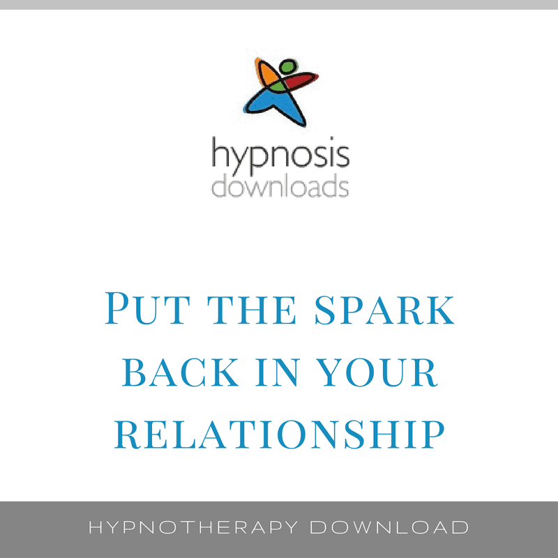 Put the spark back in your relationship