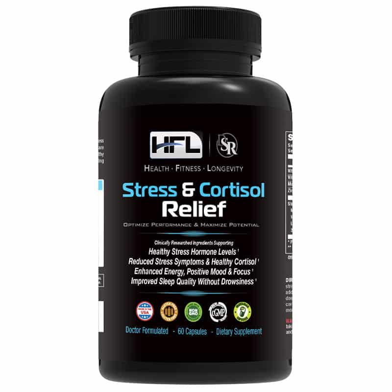 Stress Cortisol Relief