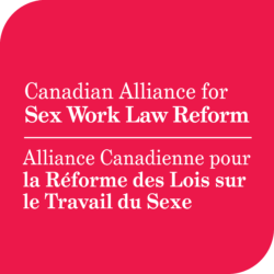 Canadian Alliance for Sex Work Law Refom