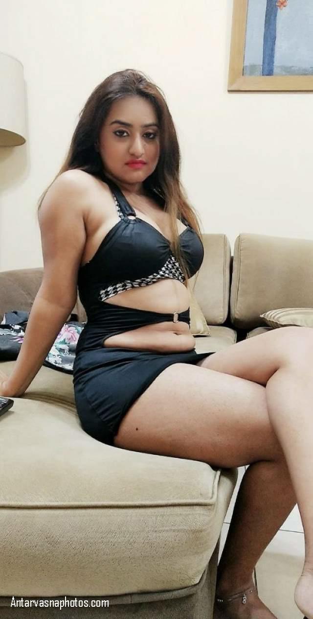hot night dress me kavya bhabhi