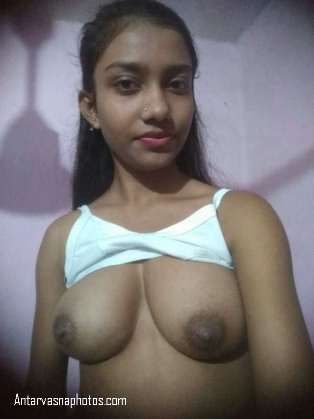 rani ne bra uthakar boobs ki selfie li