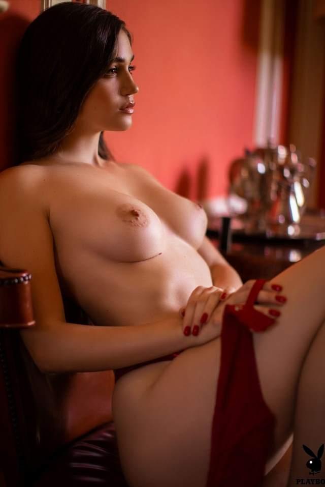 sexy pink nipple