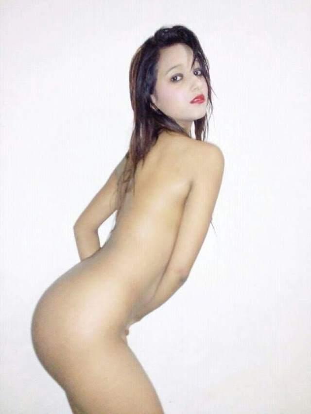 slim sexy girl