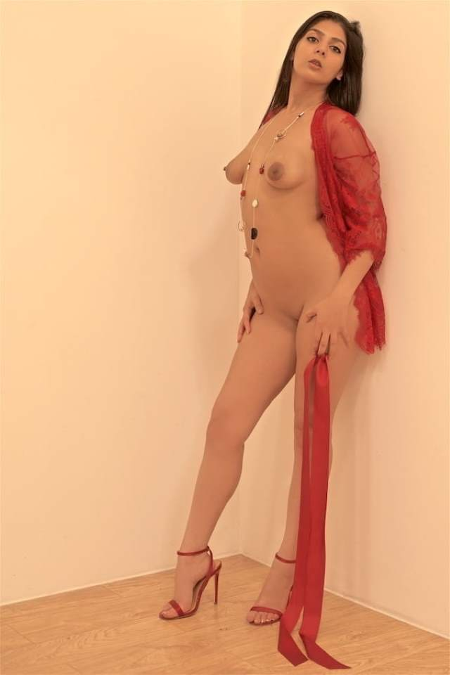 hot indian model