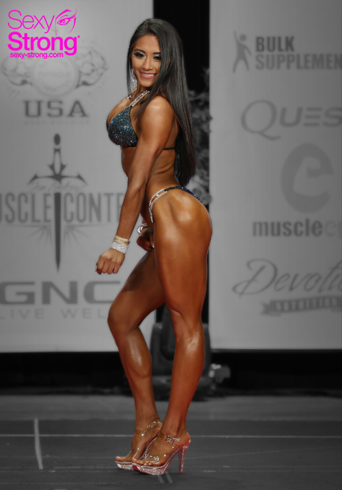 sponsored athlete shantal barros
