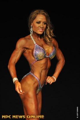 ifbb pro figure michelle smith