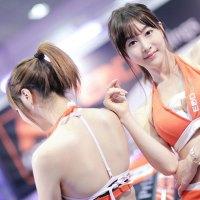 Lee Gana Seoul Auto Salon 2012