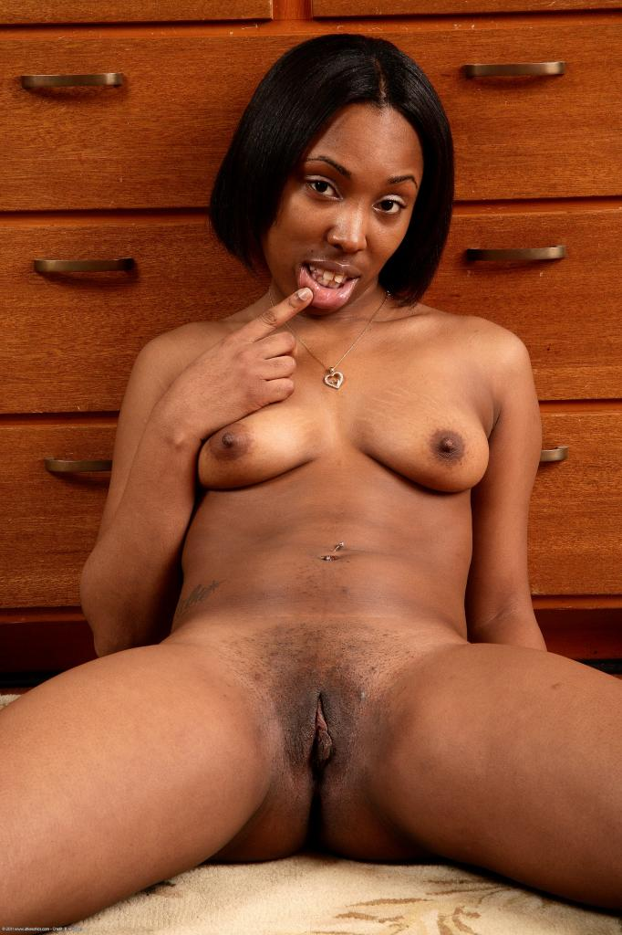 hairy naked light skin black women