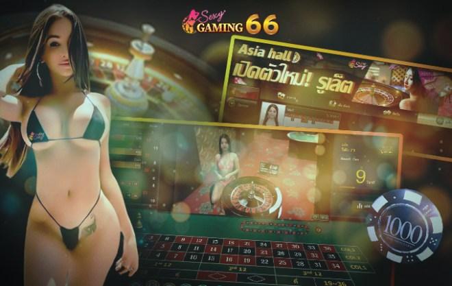 วิธีเล่น AE Sexy รูเล็ต เข้าเล่นง่ายๆแต่สุดเย้ายวนในตัวเกม
