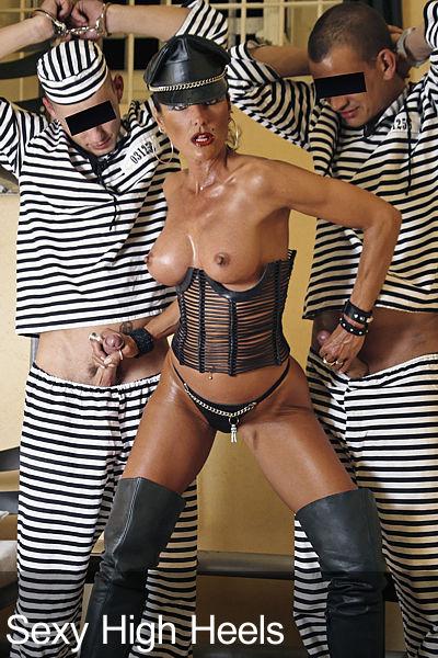 Elizabeth Carson Prison Action 06