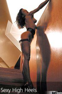 Elizabeth Carson Penthouse Room Service 06